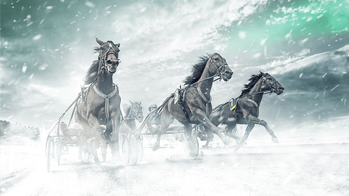DM i Winter Burst – Vind en tur til Elitloppet